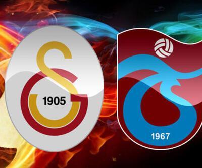 Galatasaray - Trabzonspor maçını Avrupa'dan 10 scout izleyecek