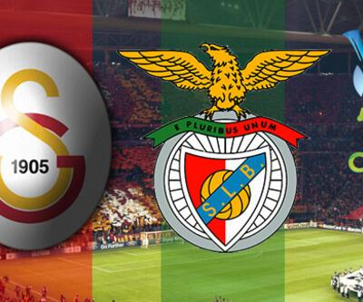 Galatasaray, Benfica UEFA Avrupa Ligi maçı ne zaman, saat kaçta, hangi kanalda?