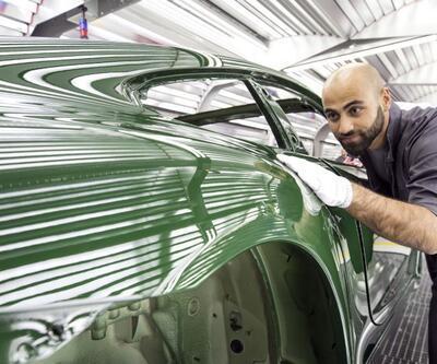 Otomotivde üretim Ocak'ta yüzde 12 azaldı