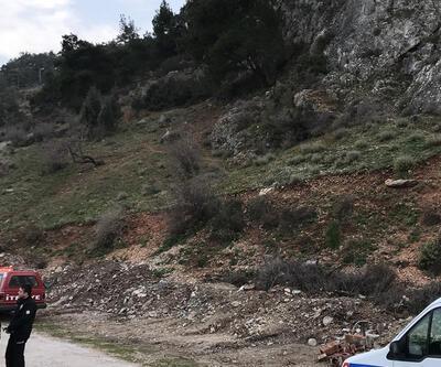 Kayalıklardan düşen üniversite öğrencisi öldü