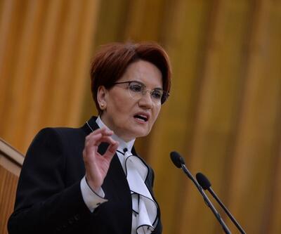 Akşener İYİ Parti grubunda konuştu