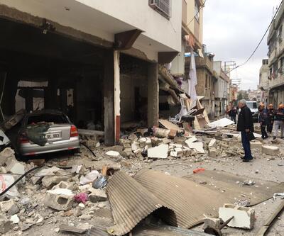 Gaziantep'te kanalizasyon hattında patlama, yaralılar var