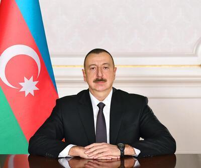 Azerbaycan Cumhurbaşkanı Aliyev'den Erdoğan'a taziye