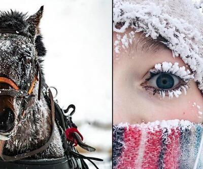 Termometreler bile kırılıyor: İşte dünyanın en soğuk köyü