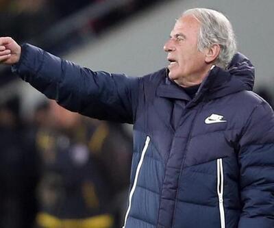 Mustafa Denizli: Ayağa kalkacağız