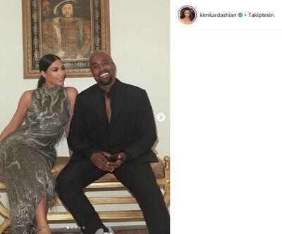 Kanye West'ten Kim Kardashian'a Sevgililer Günü sürprizi