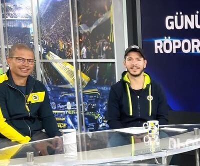 Alex de Souza: Kulüp televizyonuna çıkmayalı 6-7 sene olmuştu