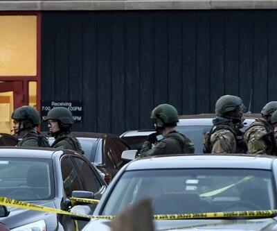 ABD'de iş yerinde silahlı saldırı: 5 ölü