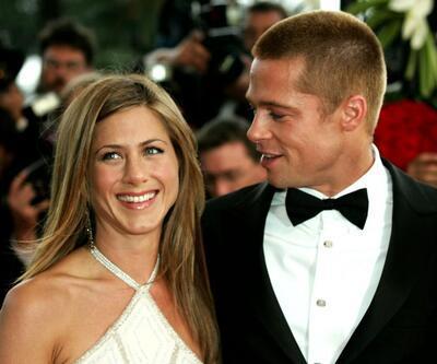 Brad Pitt, Jennifer Aniston'ın evine hediye göndermiş!