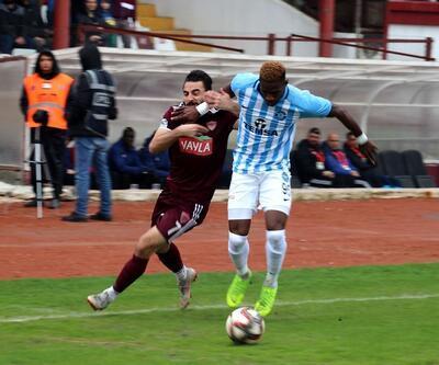 Hatayspor 1-1 Adana Demirspor / Maç Özeti