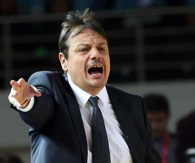 Ergin Ataman: Biz de mi Olympiakos gibi yapalım!
