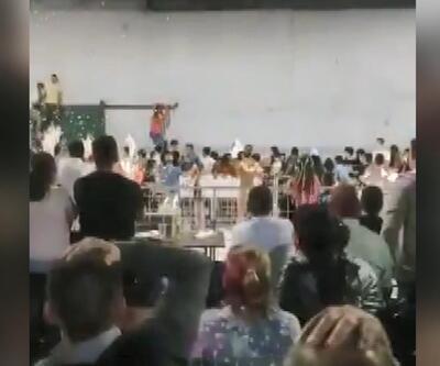 Karnavalda platform çöktü: 34 kişi yaralı