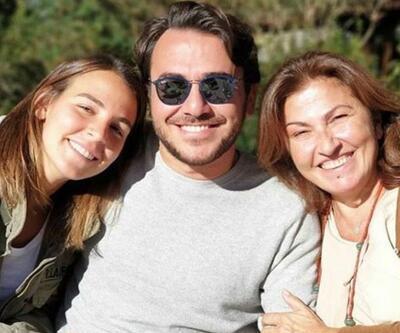 Aslışah Alkoçlar sevgilisinin ailesiyle tanıştı