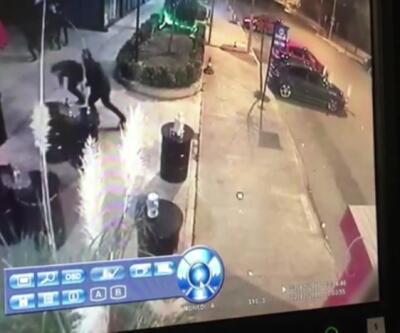 Gece kulübü saldırısı kamerada