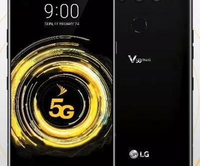 LG V50 ThinQ nasıl gözükecek?