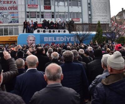 Binali Yıldırım: Edirne-İstanbul hızlı treni Çatalca'dan geçiyor