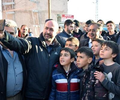 Başkan Pekyatırmacı, mahalle ziyaretlerine devam ediyor