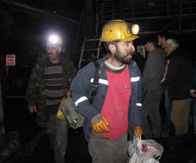 Amasya'da maden ocağında göçük: 4 işçi kurtarıldı
