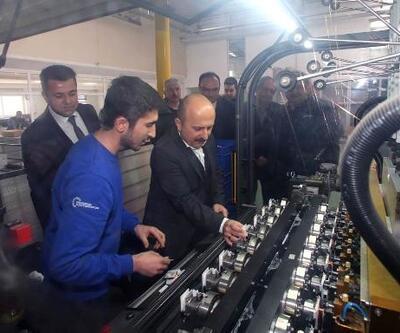 Amasya'dan dünyaya elektromotor ihracatı