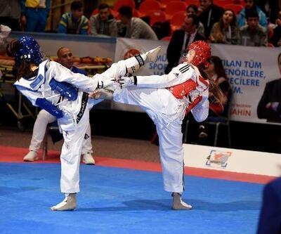 Türk taekwondoculardan müthiş başlangıç