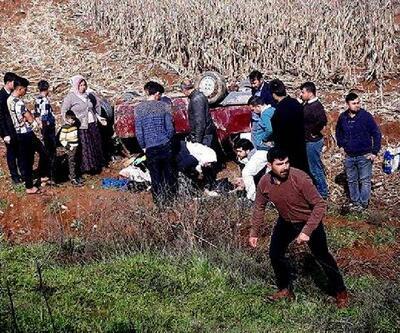Suruç'ta otomobiller çarpıştı: 8 yaralı