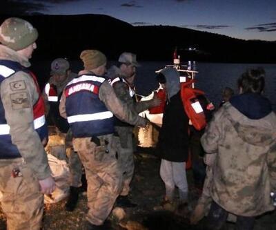 Doğa yürüyüşü yaparken kaybolan 4 kişi bulundu