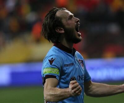 Trabzonspor'da bu kez diğer Abdulkadir yıldızlaştı
