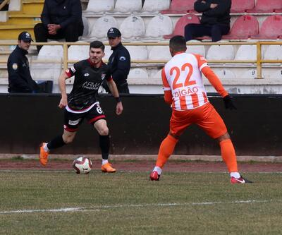 Boluspor 0-1 Adanaspor maç sonucu