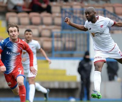 Karabükspor 1-3 Elazığspor maç sonucu