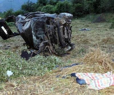 Amcası ve 2 kuzeninin öldüğü kazada, sürücüye 8 yıl 10 ay hapis