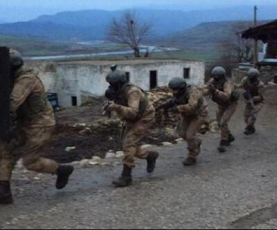Siirt'te PKK'ya şafak operasyonu: 13 gözaltı
