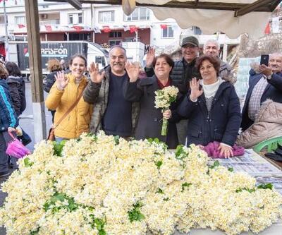 Karaburun'da renkli festival
