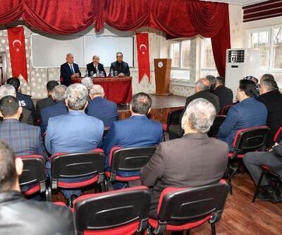 Vali Demirtaş: Arıtma tesisi tamamlanınca Karataş'ın turizmi ivme kazanacak