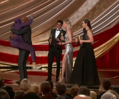Oscar'larda Trump hedefteydi