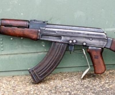 Tatvan'da evde tüfek ve mühimmat ele geçirildi