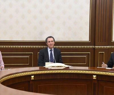 Dünya Bankası Başkan Yardımcısı Özbekistan'da