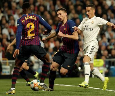 Kral Kupası'nda ilk finalist Barcelona