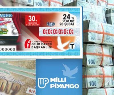 28 Şubat Milli Piyango çekiliş sonuçları ve MPİ sıralı tam liste