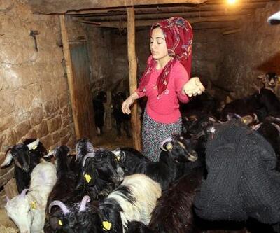 'Genç Çiftçilik' projesiyle Merve'nin hayatı değişti