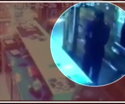 Katil soyguncu polis çıktı