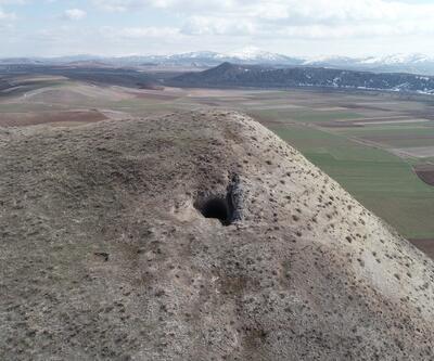Görenleri şaşırtan tünel gizemini koruyor