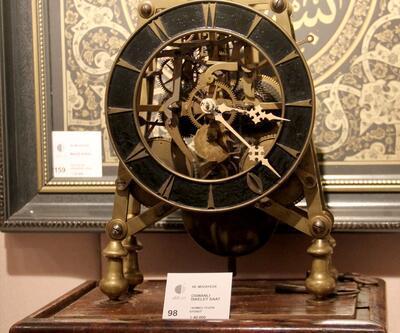 1908 yapımı saat 100 bin 800 liraya satıldı