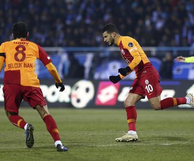 Erzurumspor 1-1 Galatasaray / Maç Özeti