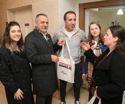 Sağıroğlu: Projeler için iktidar desteği şart