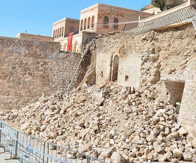 Tarihi mescidin izi ortaya çıktı