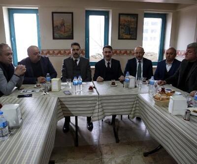 Başkan Eroğlu, yeni projelerini anlattı