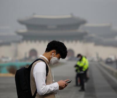 Güney Kore'de hava kirliliği alarmı verildi