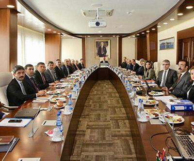 HSK Genel Kurulu, Bakan Gül başkanlığında toplandı