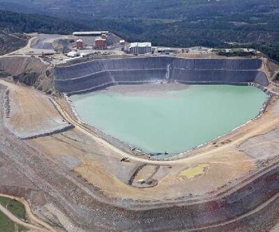 Maden sahasında rehabilite çalışmaları başlıyor