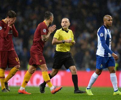 UEFA: Cüneyt Çakır'ın iki kararı da doğru
